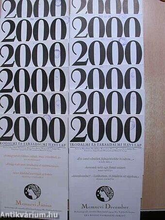 2000 1996. január-december