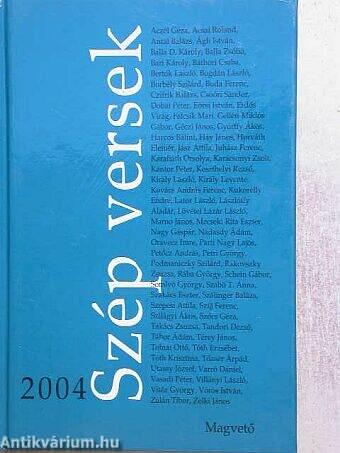 Szép versek 2004