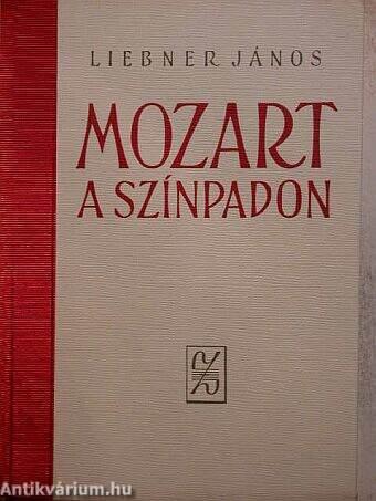 Mozart a színpadon