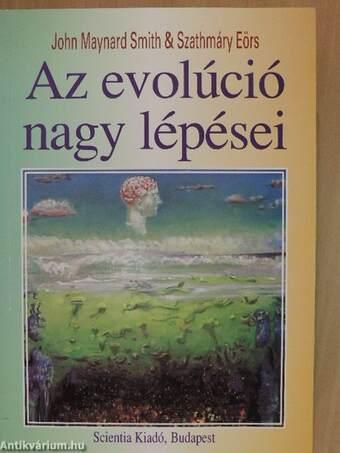 Az evolúció nagy lépései