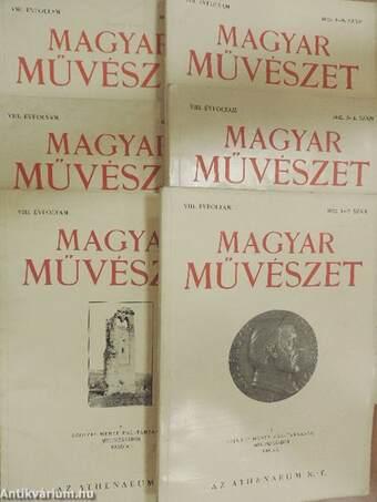 Magyar Művészet 1932/1-12.