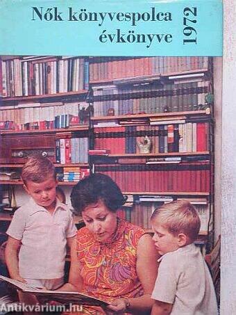 Nők könyvespolca évkönyve 1972