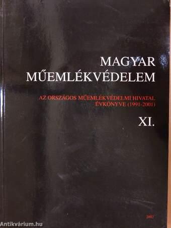 Magyar Műemlékvédelem XI.