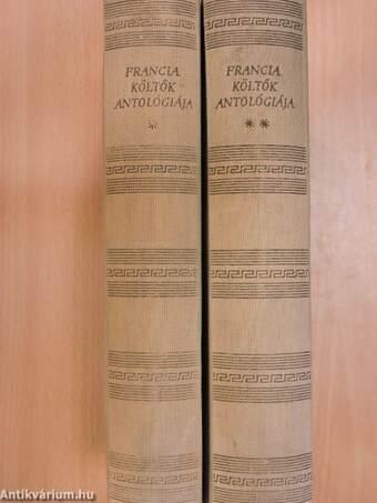 Francia költők antológiája I-II.