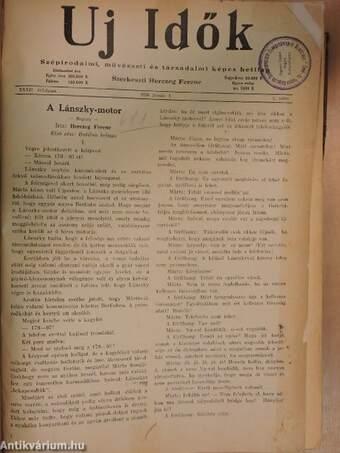 Uj Idők 1926. január-június (fél évfolyam)