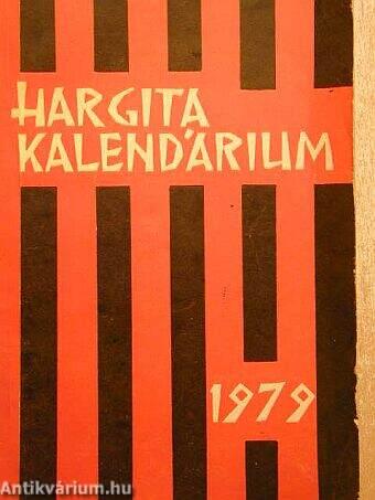 Hargita Kalendárium 1979