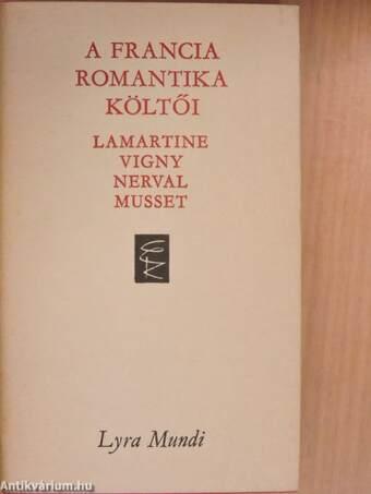 A francia romantika költői