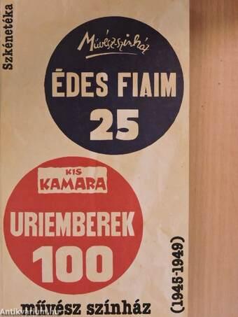 A Művész Színház (1945-1949)