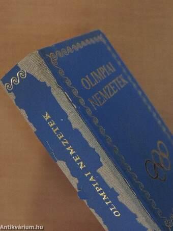 Olimpiai nemzetek (minikönyv)