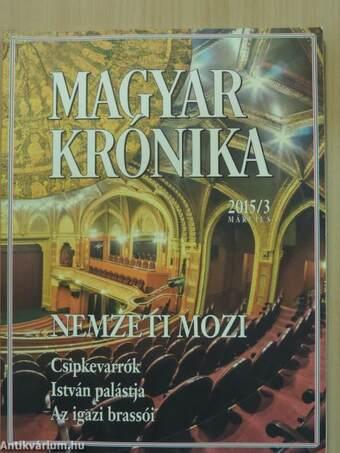 Magyar Krónika 2015. március