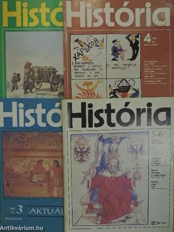 História 1987. (nem teljes évfolyam)