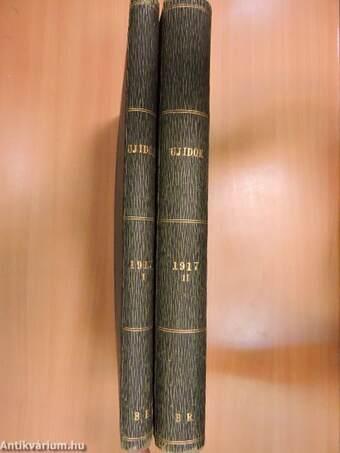 Uj Idők 1917. (nem teljes évfolyam) I-II.