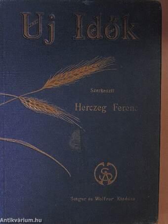 Uj Idők 1916. II. (fél évfolyam)
