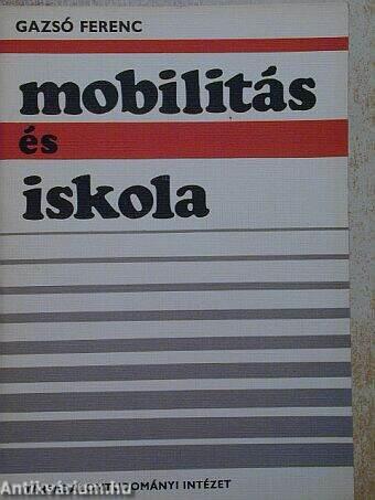 Mobilitás és iskola