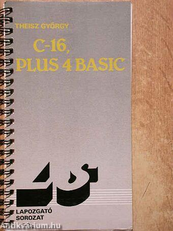 C-16, Plus 4 Basic