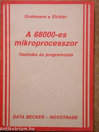 A 68000-es mikroprocesszor