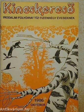 Kincskereső 1986. október