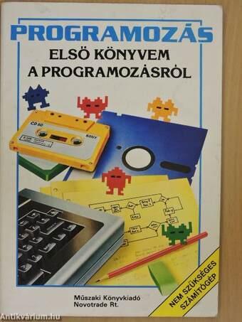 Első könyvem a programozásról