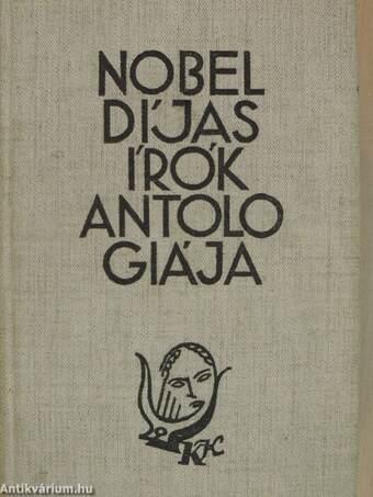 Nobel-díjas írók antológiája