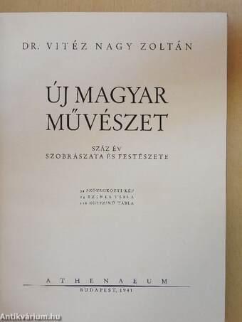 Új magyar művészet