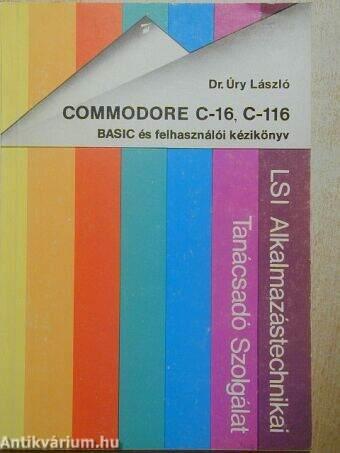 Commodore C-16, C-116