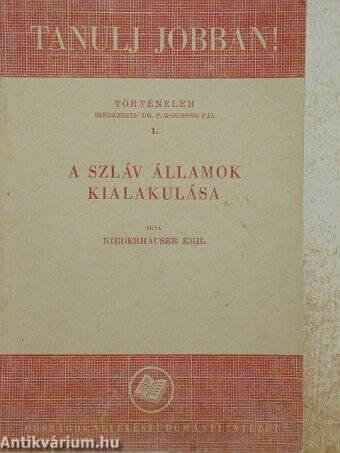 A szláv államok kialakulása