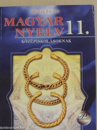 Magyar nyelv 11.