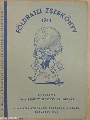 Földrajzi zsebkönyv 1944