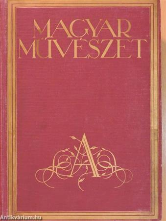 Magyar Művészet 1926/1-10.
