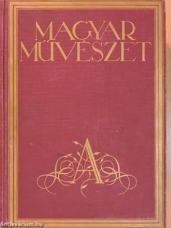 Magyar Művészet 1929/1-10.