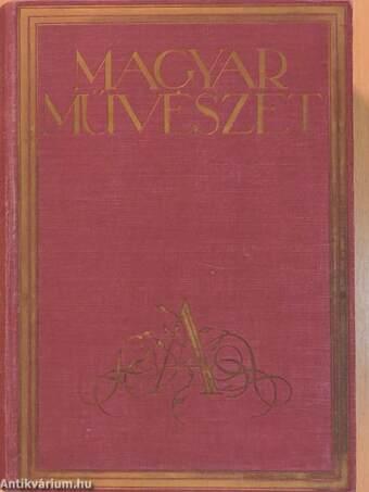 Magyar Művészet 1931/1-10.
