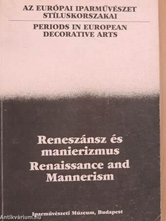 Reneszánsz és manierizmus II.