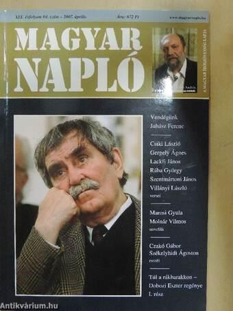 Magyar Napló 2007. április
