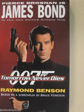 James Bond - Tomorrow Never Dies