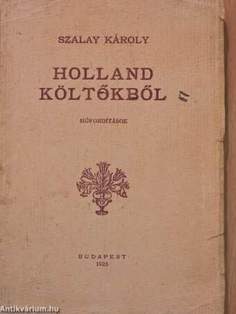 Holland költőkből (dedikált példány)
