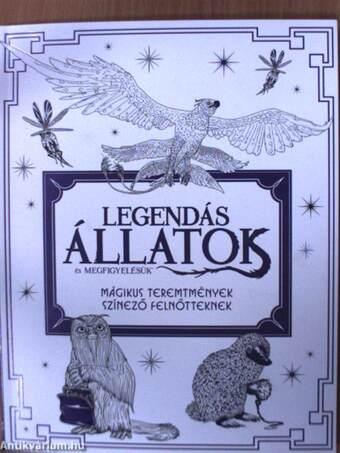 legendás állatok és megfigyelésük pdf