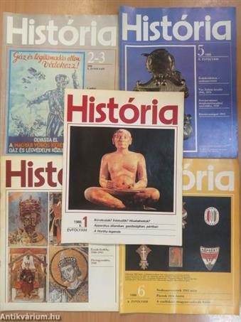 História 1988/1-6.
