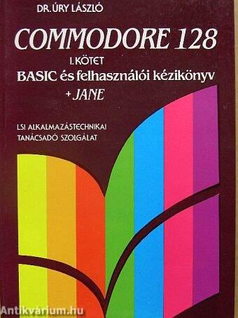 Commodore 128 I.