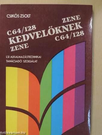 Zene C64/128 kedvelőknek