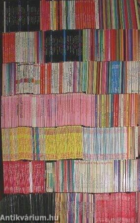 """""""600 kötet szerelmes regény"""""""
