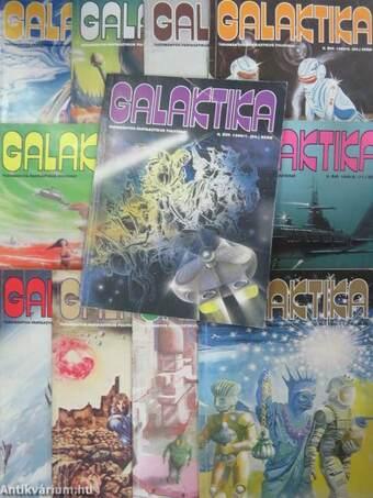 Galaktika 64-65., 67-75. (nem teljes évfolyam)