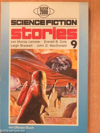 Ullstein Science Fiction Stories 9