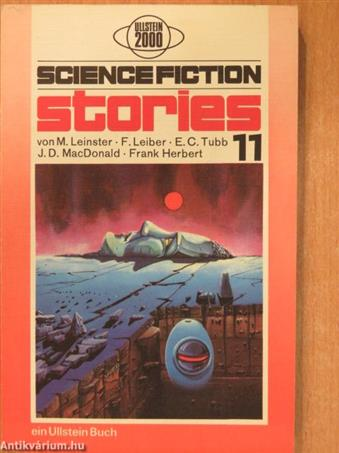 Ullstein Science-Fiction-Stories 11
