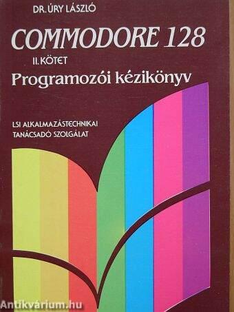 Commodore 128 II.