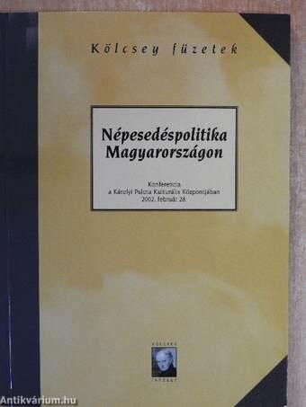 Népesedéspolitika Magyarországon