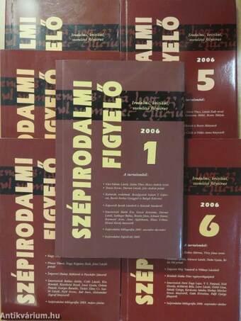 Szépirodalmi Figyelő 2006/1-6.