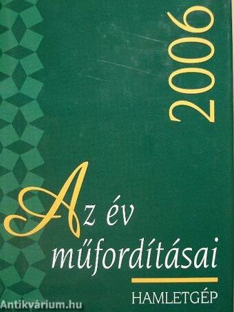 Az év műfordításai 2006