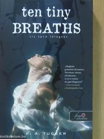 Tíz apró lélegzet