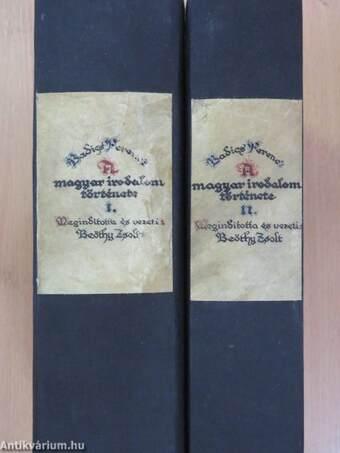 A magyar irodalom története I-II.