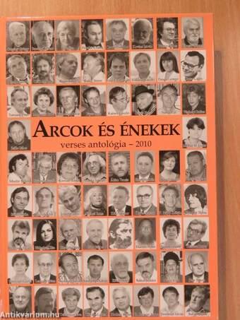 Arcok és énekek 2010 (dedikált példány)